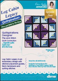DIME Log Cabin Legacy Software