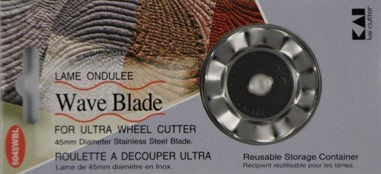 Kai 45mm Wave Blade