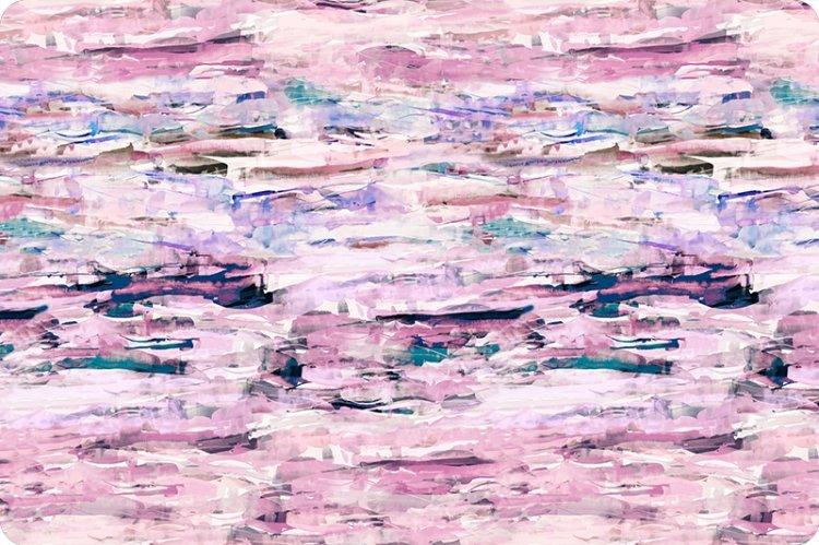 Digital Cuddle - Abstract - Pink (wideback)