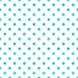 1.25 YARDS~Blue Belle- Shiny Objects- Spot On- Bright Sky Metallic