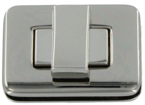 SquareTurn Lock: 1/5 Nickel