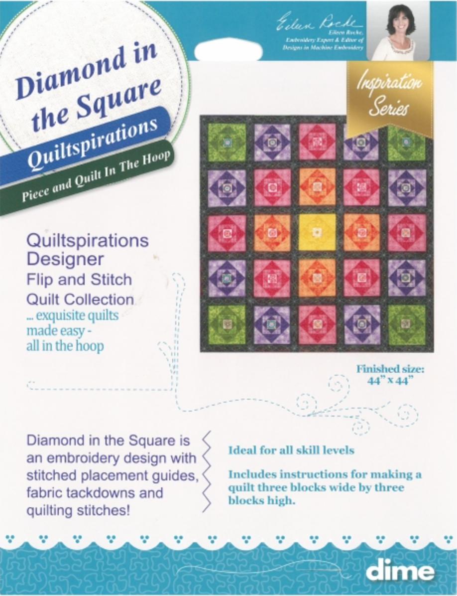 DIME Diamond in the Square Software