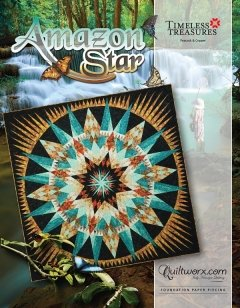 Amazon Star Pattern/2016 update