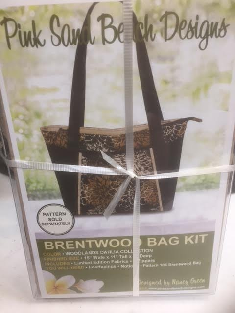 Brentwood Bag Kit - Downton Abby