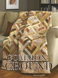 KIT Quilt- Common Ground