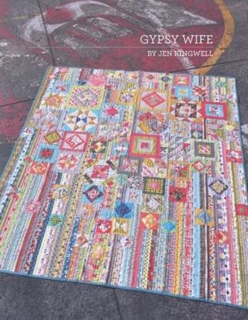 GYPSY WIFE - PATTERN - AMITIE TEXTILES