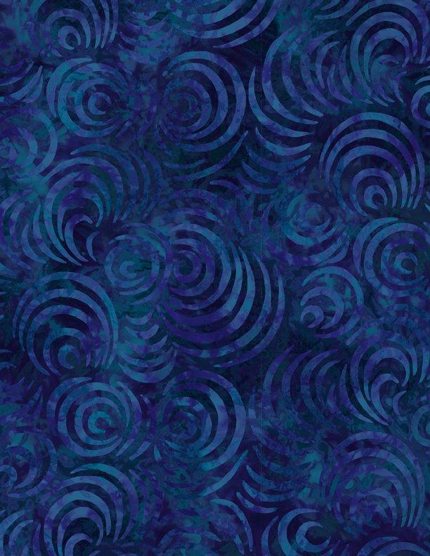 108 ESSENTIALS - WHIRLPOOLS - DARK BLUE - 1054 2083 449