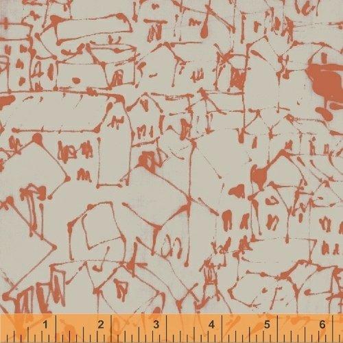 ART HISTORY 101 - CEZANNE ROOFTOP - COPPER - 50413 6