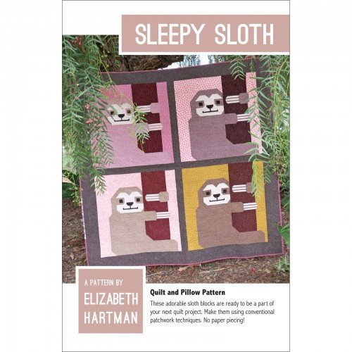 SLEEPY SLOTH - ELIZABETH HARTMAN