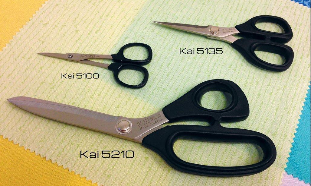 KAI - 5000 - 3-PIECE GIFT SET - GS1 BLACK
