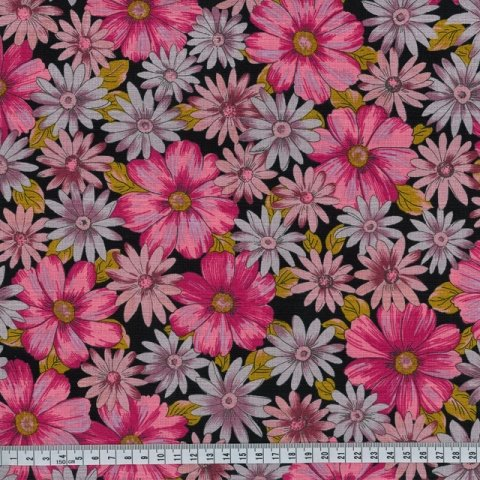 OUTBACK WIFE - AUTHENTIC BARKCLOTH - MARY - PINK - 58 WIDE - TE 6013 P