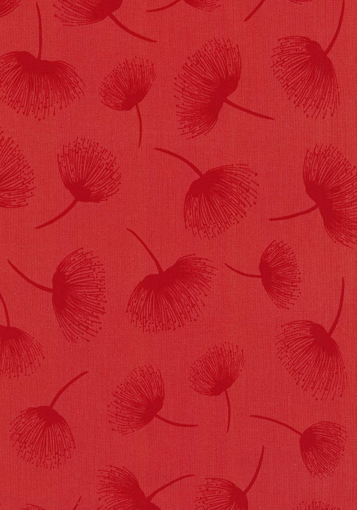 DOMINICANA - TOSSED DANDELION - VANESSA-C5177 RED