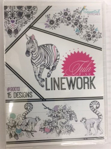 90013 Tula Pink Linework - USB