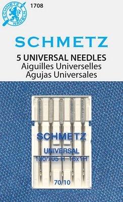 #1708 Schmetz Universal 70/10