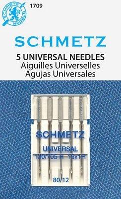 #1709 Schmetz Universal 80/12