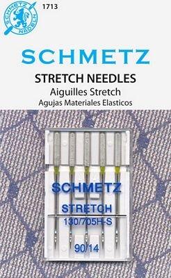 #1713 Schmetz Stretch Needles 90/14