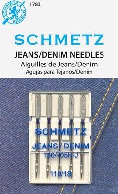 #1783 Schmetz Jeans 110/18