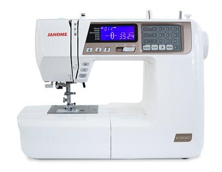 4120QDC  92 Stitch Computerized Sewing Janome