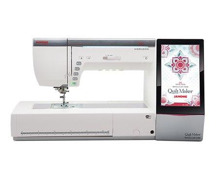 Janome Quilt Maker MC15000.