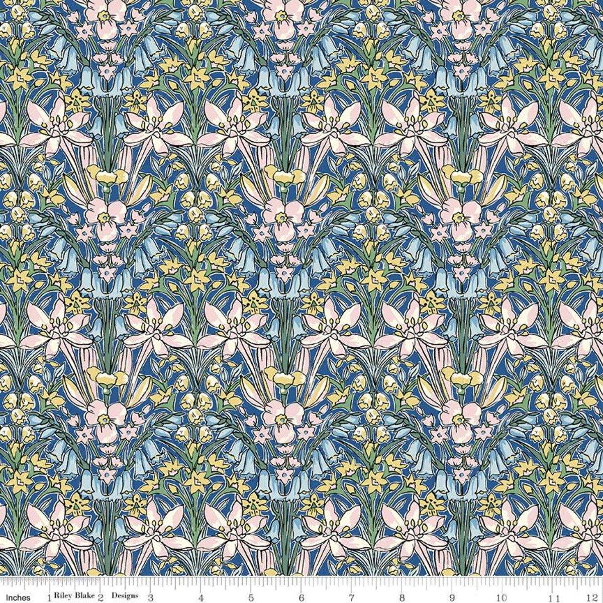 Liberty Fabrics Flower Show Spring 04775716A