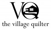 The Village Quilter Logo