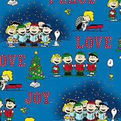 Quilting Treasures Peace*Love*Joy 1649 26595  W