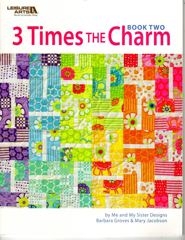 3 Times the Charm - Book Two from Me and My Sister Designs