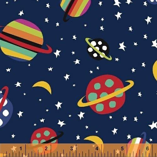 Windham Fabrics Aliens by Jan Avellana 43232 4