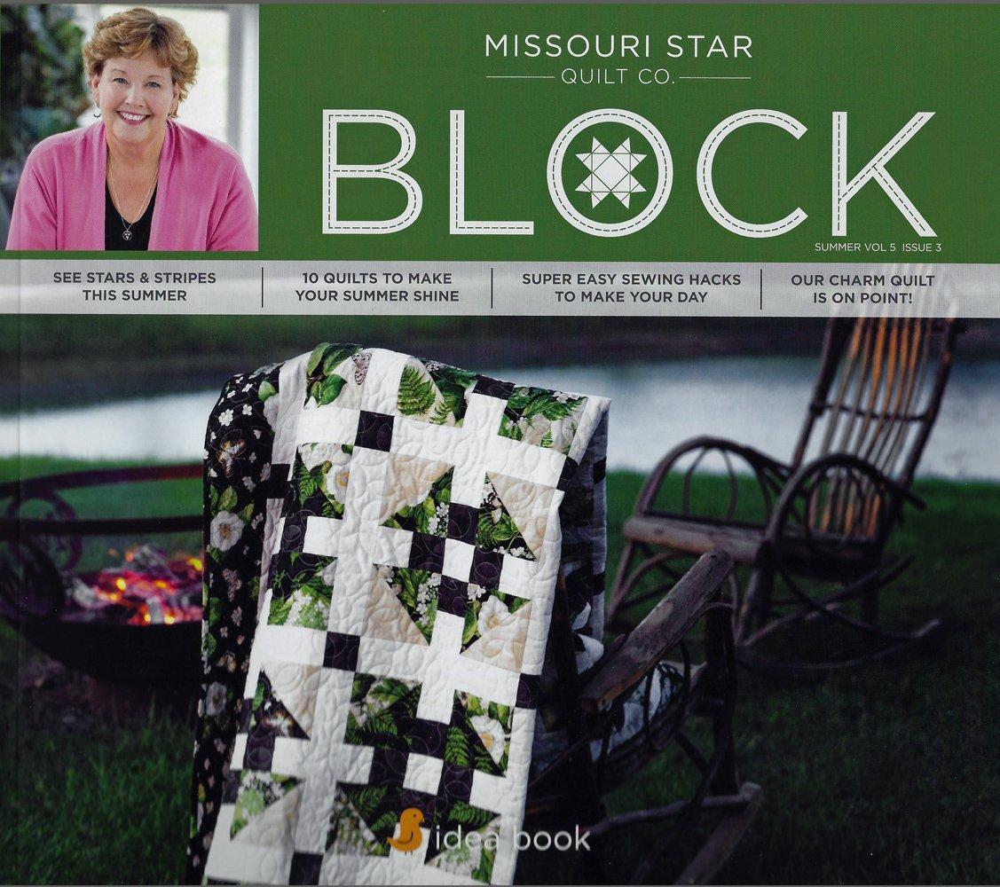 Block  Magazine Summer Vol. 5 Issue 3