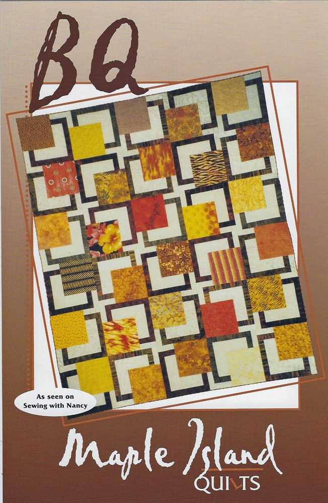 BQ Quilt Pattern from Maple Island Quilts