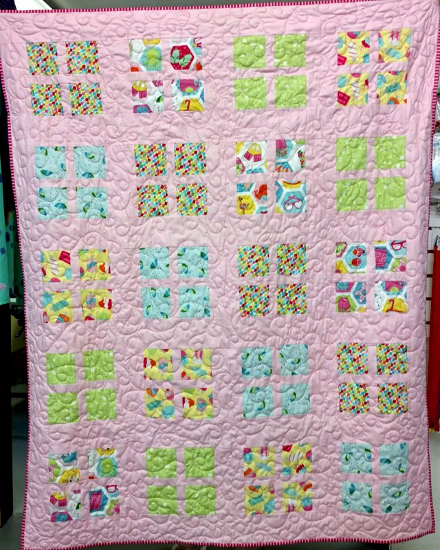 Bread and Butter Quilt Kit