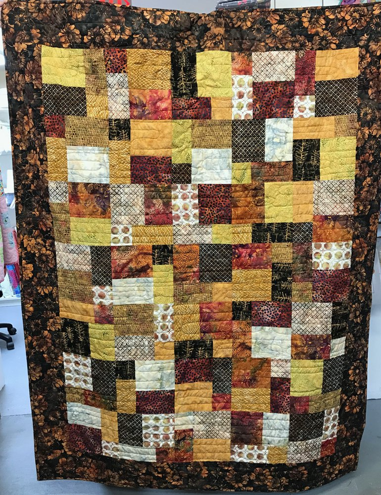 Cool Water Quilt Kit
