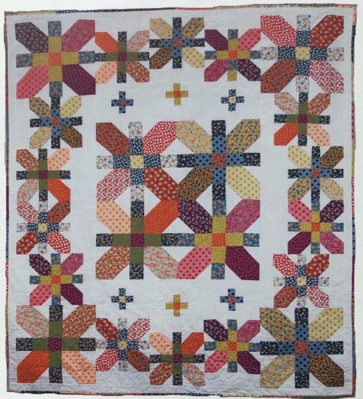 Coventry Gardens Quilt Kit