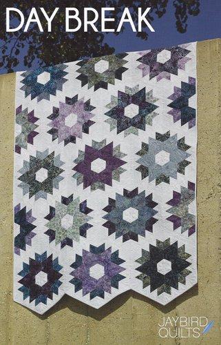 Daybreak Quilt Pattern from Jaybird Quilts