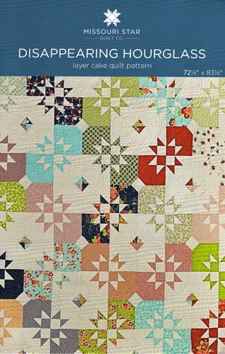 Disappearing Hourglass Quilt Pattern from Missouri Star Quilt Co. : mo star quilt co - Adamdwight.com
