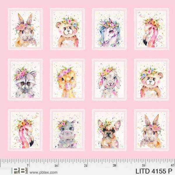 P&B Little Darlings LITD4155-P