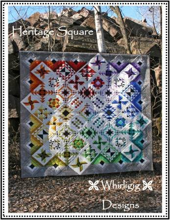 Heritage Square Block of the Month - Registration and Rulers