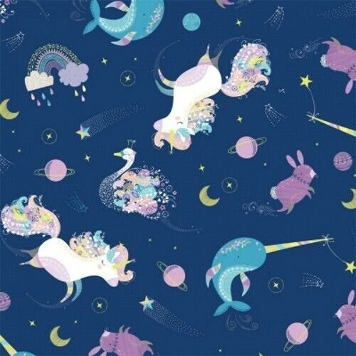 Camelot Fabrics Out of this World Orchestra Glow 91180201 R 02