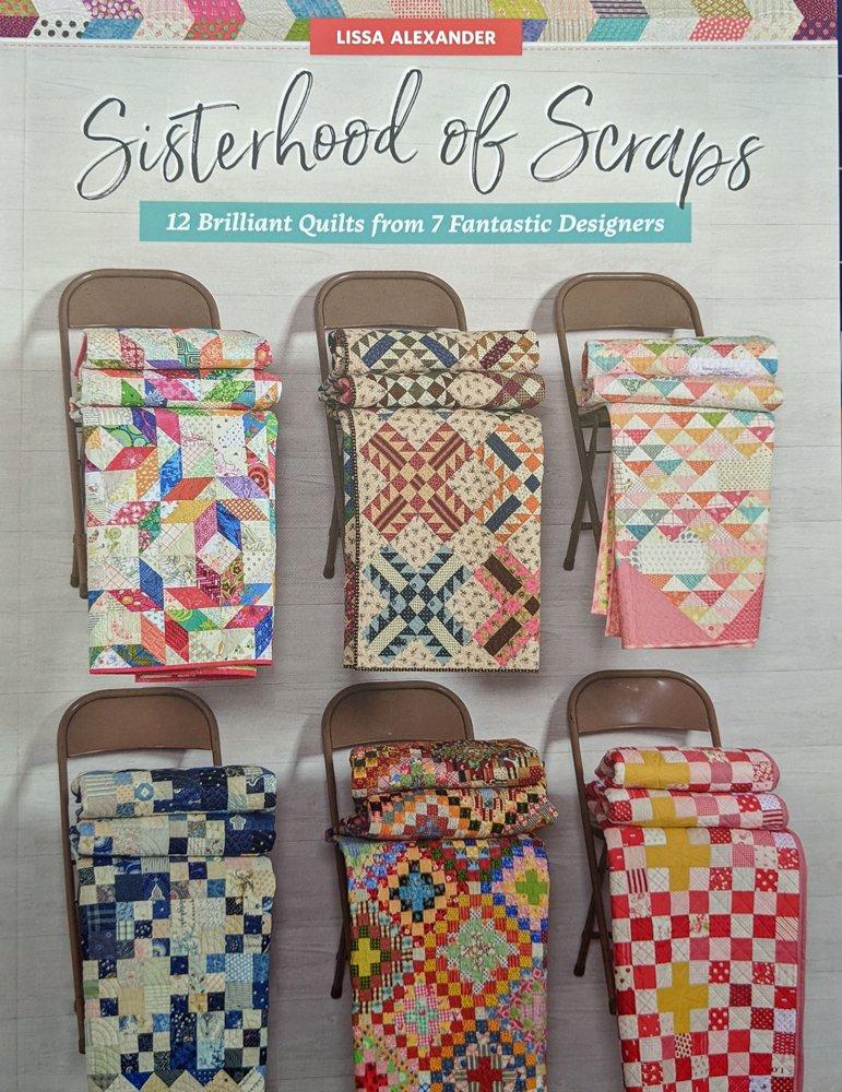 Sisterhood of Scraps by Lissa Alexander