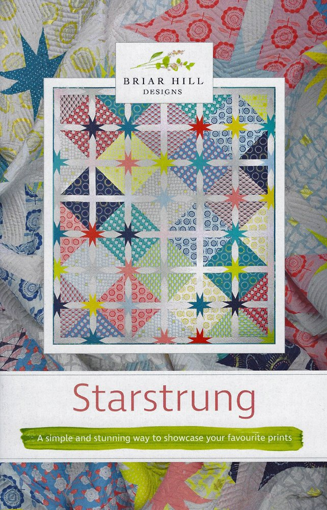 Startstrung Quilt Pattern from Briar Hill Designs