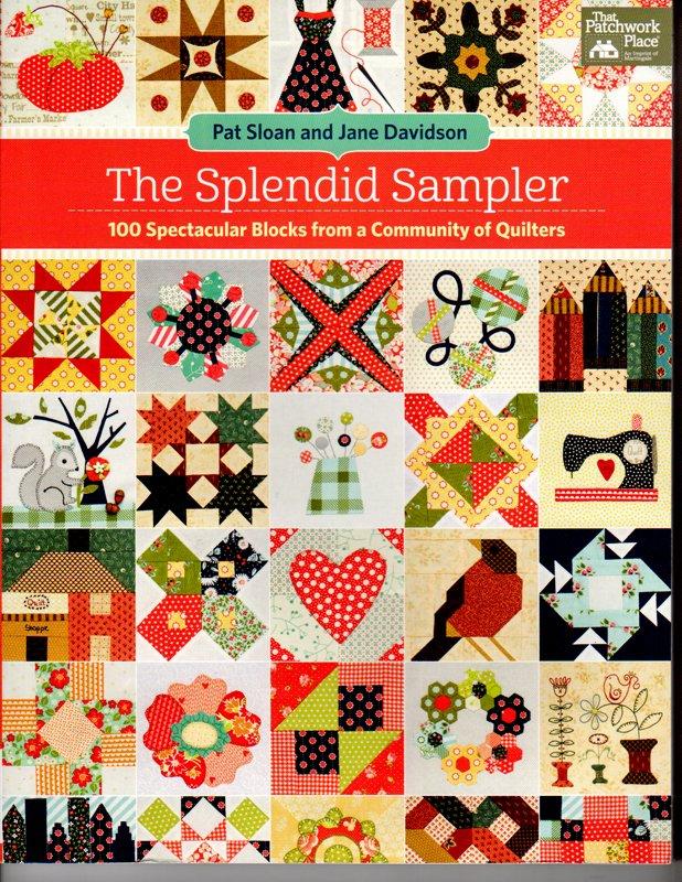 The Splendid Sampler by Pat Sloan and Jane Davidson