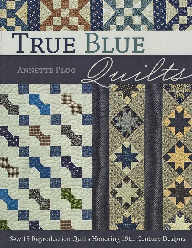 True Blue by Annette Plog