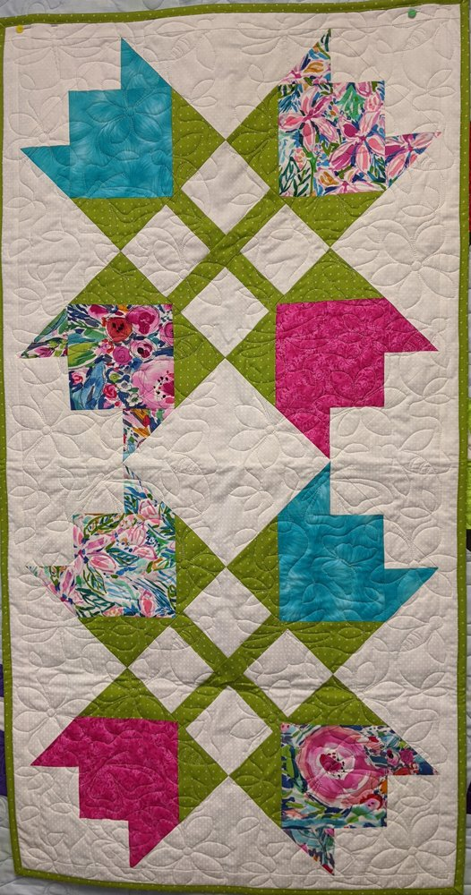 Tulip Compass Table Runner Kit