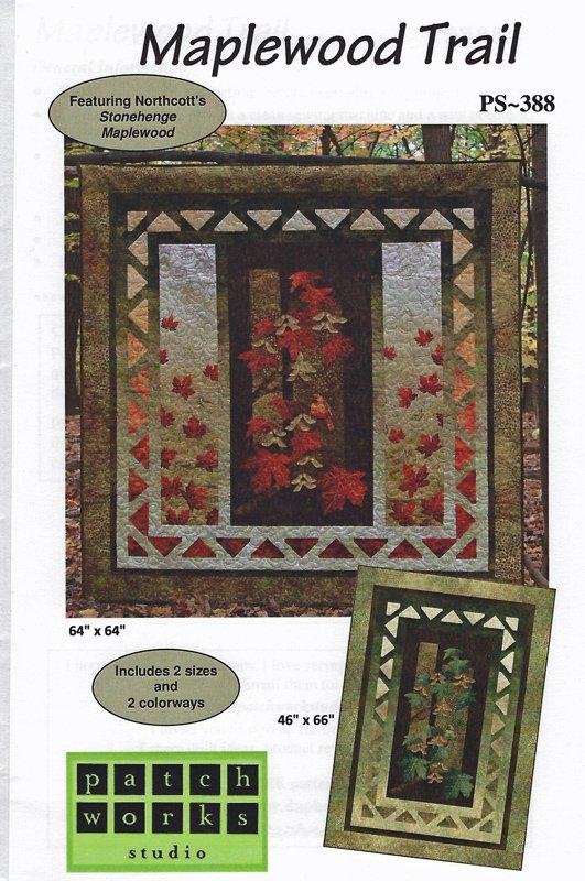 Maplewood Trail Quilt Pattern