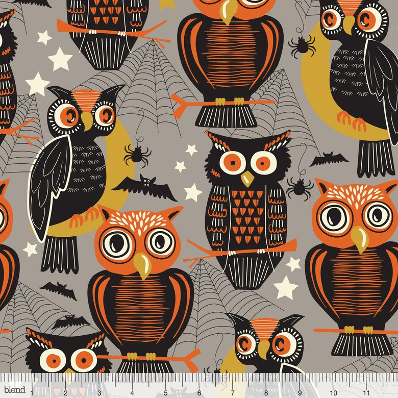 BLEND- Spooktacular Owls Whos There