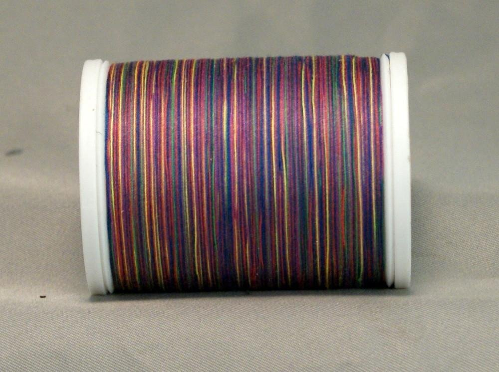 TH- YLI Machine Quilting Thread Variegated 11V Primary