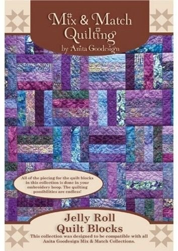 AG- Jelly Roll Quilt Blocks