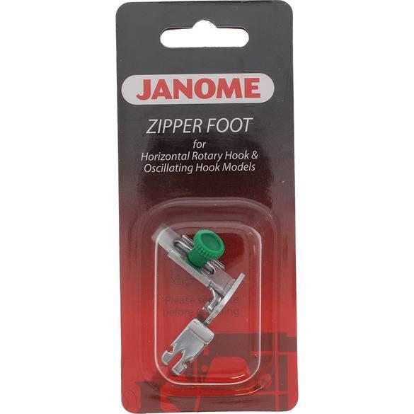JAN- Zipper Foot