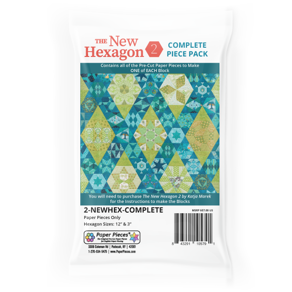 N- The New Hexagon 2 Complete Piece Pack