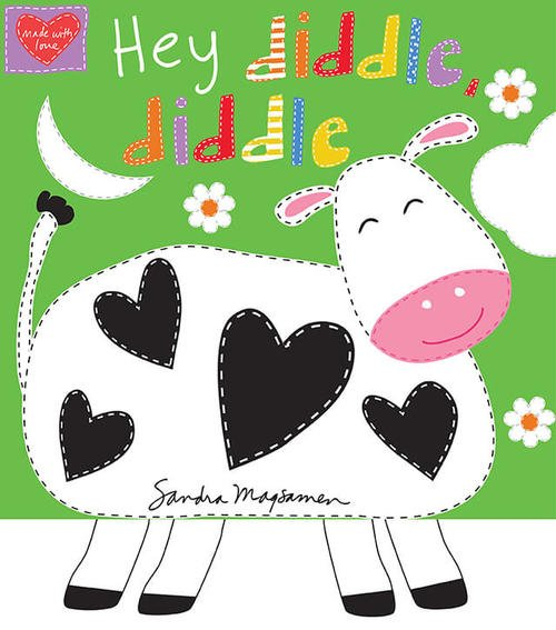 PANEL- Huggable & Loveable VIII Hey Diddle Diddle Book Panel